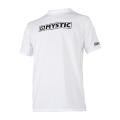 Star Short Sleeve Quickdry White