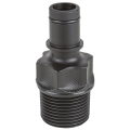 """RONIX 1""""NPT Thread To 3/4"""" Quick Connect Adaptor"""