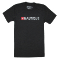 Nautique Core Triblend Tee Chacoal Black