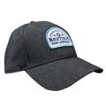 Nautique Trademark Cap Black Heather