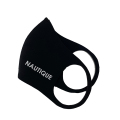 Nautique 2mm Neoprene Mask Black