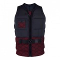 Supreme Impact Vest Dark Red