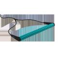 RONIX One Nylon Bar Lock Handle Molded Grip / Green