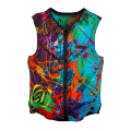 RONIX Party Athletic Cut Reversible Impact Jacket