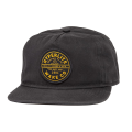 Hyperlite Waxed Snapback Hat