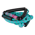 "RONIX Women's Surf Rope 10"" Hide Grip-25ft"