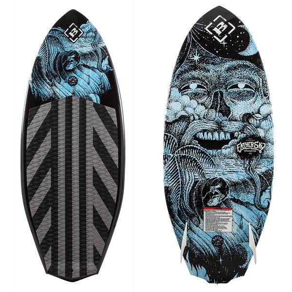 Byerly Speedster Wakesurf