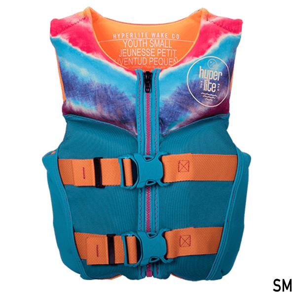 Hyperlite Girlz Youth Indy HRM NEO Vest