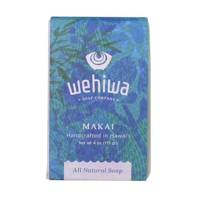 Wehiwa Bar Soap マカイ