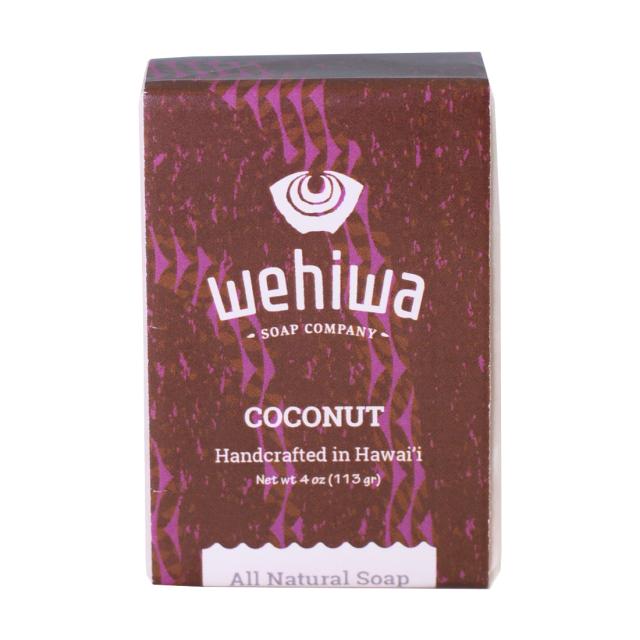 Wehiwa Bar Soap ココナッツ
