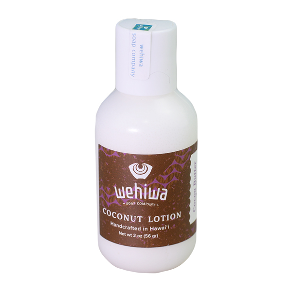 Wehiwa Cocoa Butter Lotion ココナッツ