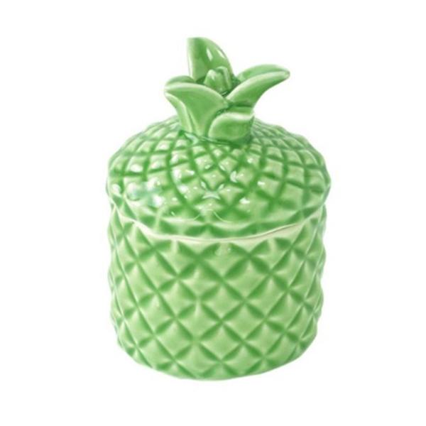 グリーンパイナップル 小物入れ