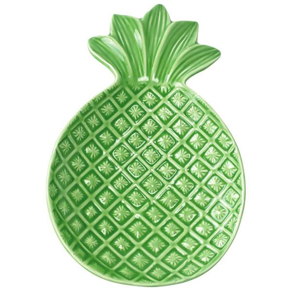 グリーンパイナップル プレートS