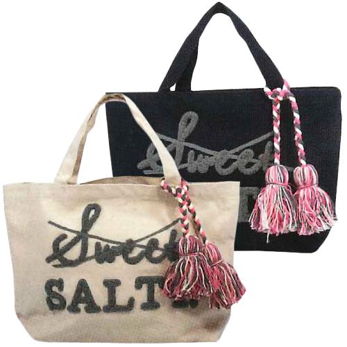 Get Salty キャンバスバッグ