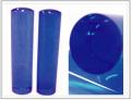 「ブルー水晶(ブルークリスタル)印鑑12.0mm×60mm」 銀行印・認印向けサイズ 印鑑ケース付 はんこ・印鑑
