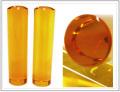 「黄水晶(シトリントパーズ)印鑑12.0mm×60mm」 銀行印・認印向けサイズ 印鑑ケース付 はんこ・印鑑