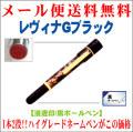 「レヴィナGブラック」 シャチハタタイプネーム印&黒ボールペンを装備 1本2役ハイクラスネームペン