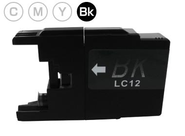 Brother(ブラザー)インクカートリッジ LC12BK/ブラック