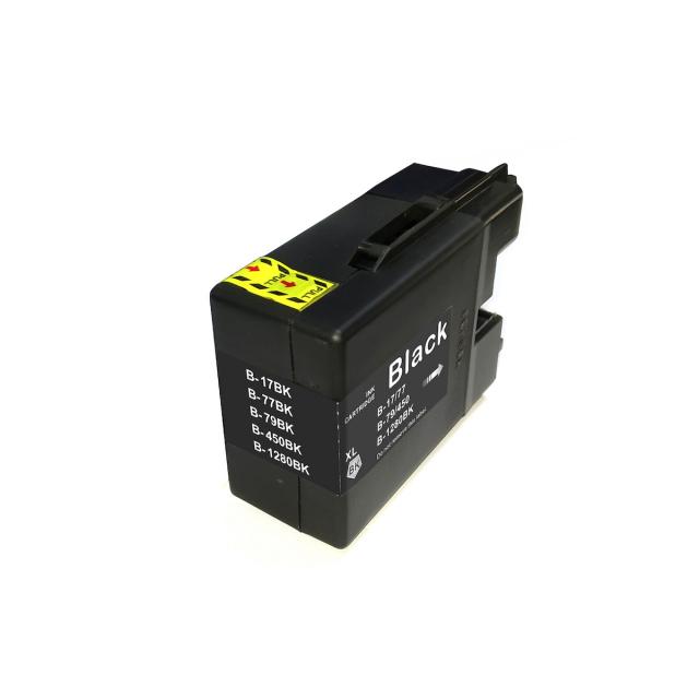 ブラザー 互換インク LC17BK ブラック大容量