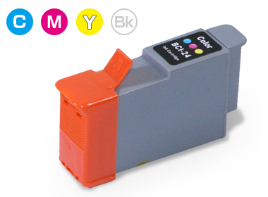キャノン 互換インク BCI-24Color カラー