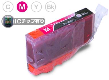 Canon(キヤノン)インクカートリッジ BCI-321M(ICチップ有り)/マゼンタ