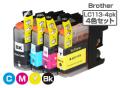 Brother(ブラザー)インクカートリッジ LC113-4PK/4色パック