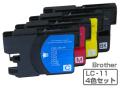 Brother(ブラザー)インクカートリッジ LC11-4PK4色パック