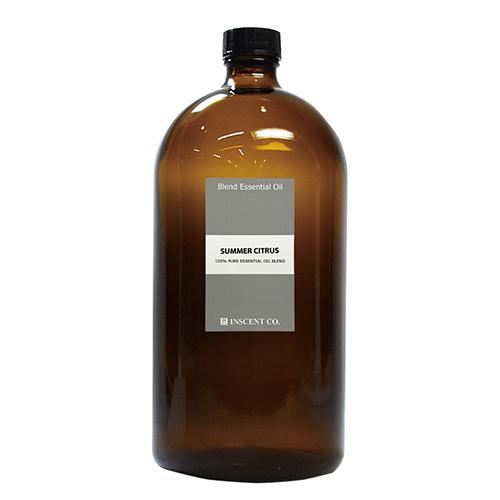 ブレンド サマーシトラス 300ml インセント エッセンシャルオイル 精油