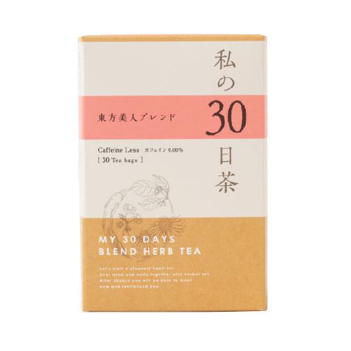 生活の木 私の30日茶 東方美人ブレンド (ティーバッグ 30ケ入)