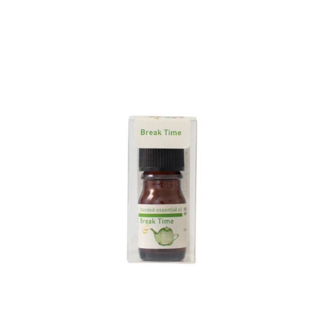 生活の木 ブレンドエッセンシャルオイル ブレイクタイム 5ml エッセンシャルオイル 精油
