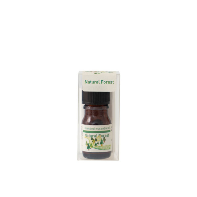 生活の木 ブレンドエッセンシャルオイル ナチュラルフォレスト 5ml エッセンシャルオイル 精油