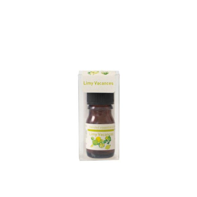 生活の木 ブレンドエッセンシャルオイル ライミーバカンス 5ml エッセンシャルオイル 精油