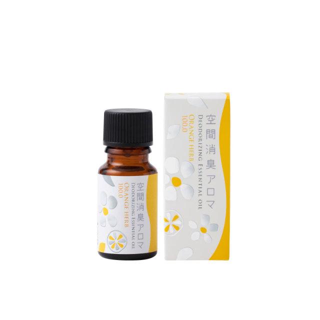 生活の木 ブレンドエッセンシャルオイル 空間消臭アロマ オレンジハーブ100.0 10ml エッセンシャルオイル 精油