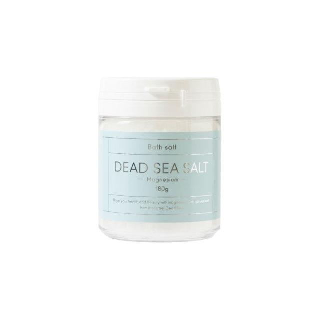 生活の木 死海の塩[マグネシウム] 180g