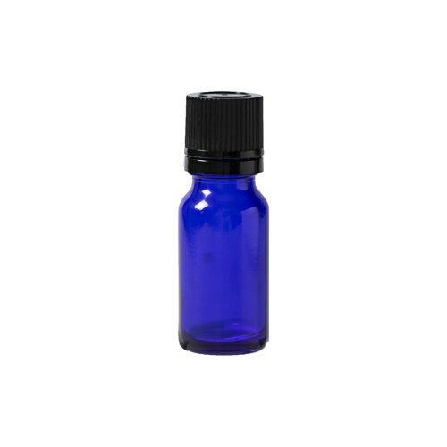 生活の木 青色ガラス瓶 10ml ドロッパー付