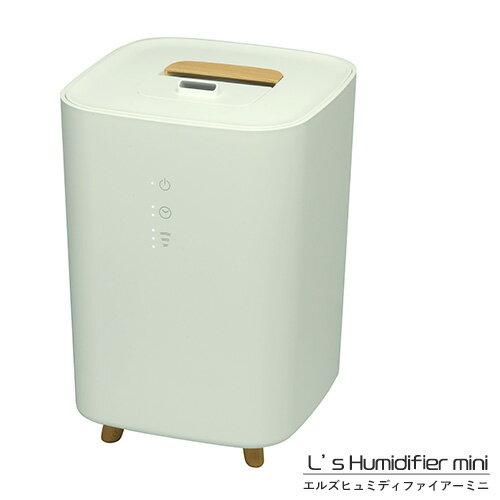 ハイブリッド式 アロマ加湿器 エレス 「エルズヒュミディファイアー ミニ (L's Humidifier mini) 」 【タイマー付】【保証書付】