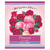 [生活の木]おいしいハーブティー, プリンセス [ティーバック100ヶ入]