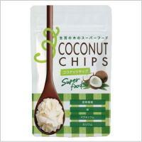 [生活の木] ココナッツチップ 100g