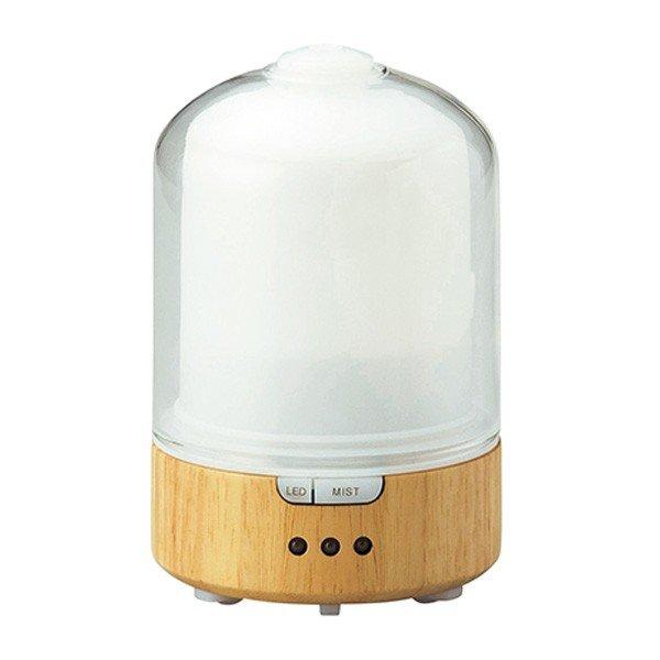 ランタン型アロマディフューザー アロマディフューザー・トモリ/Aroma Diffuser tomori 【タイマー付き】【保証書付(1年)】(08-802-9200)