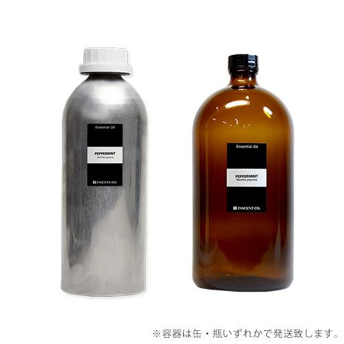 【PRO USE】ペパーミント 1000ml インセント エッセンシャルオイル 精油