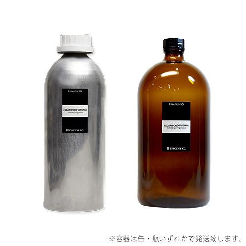 【PRO USE】シダーウッド・バージニア 1000ml インセント エッセンシャルオイル 精油
