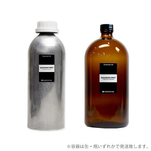 【PRO USE】マジョラムスイート 1000ml インセント エッセンシャルオイル 精油