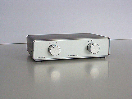 オーディオラインセレクター F-L3L2-S