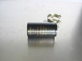 ブロック型アルミ電解コンデンサ unicon LYN-500V 47μF+47μF