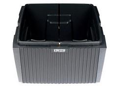 LW25用 下部ハウジング(ブラック) センサー金具含む(セール)