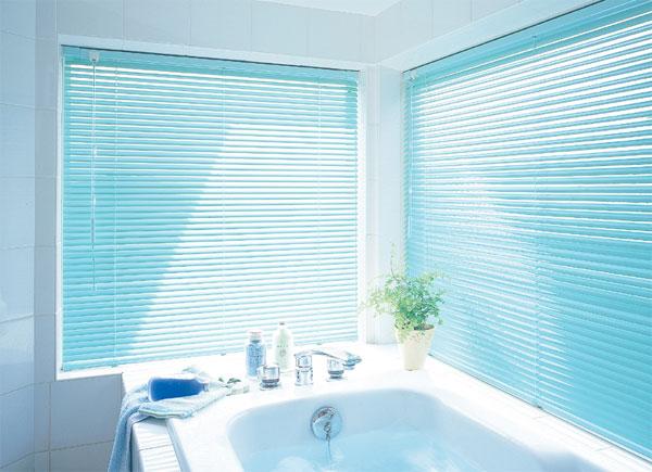 ニチベイブラインド「セレーノ25浴室窓タイプ」45%OFF