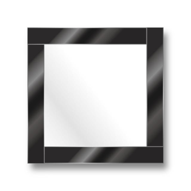 鏡,ミラー,販売,ブラック,シンプル