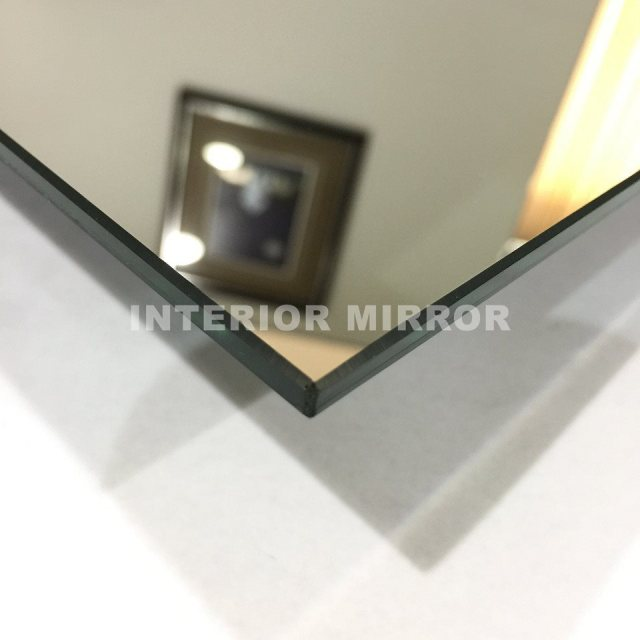 鏡 ミラー カット 加工 断面 詳細