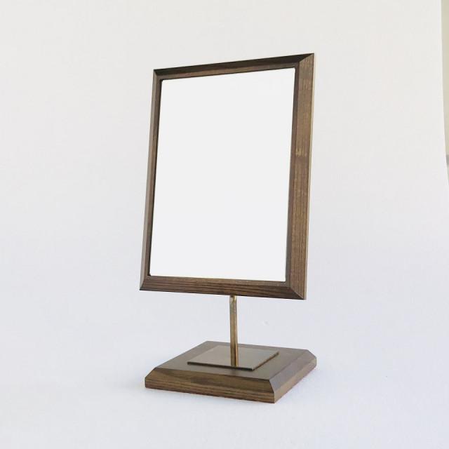鏡 ミラー 専門店 卓上ミラー KMTS373-2