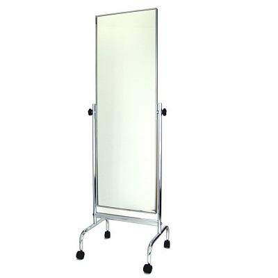 鏡、ミラー 姿見鏡 キャスター姿見 KS190